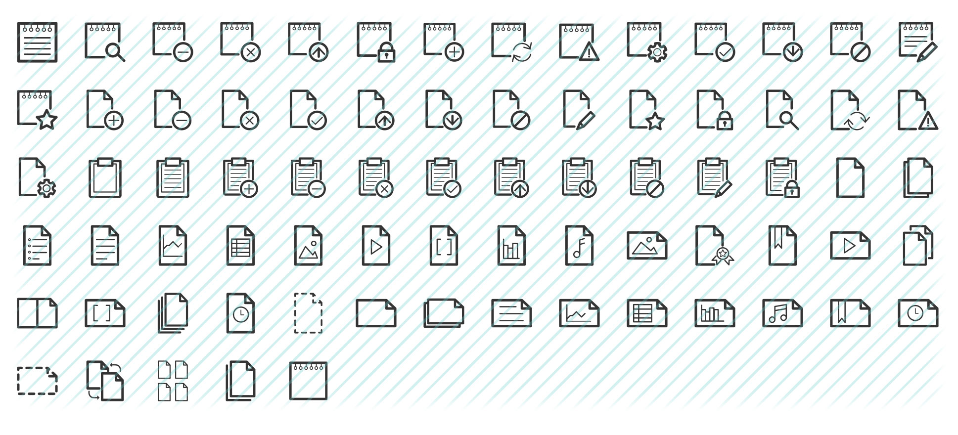 files boldicons icons