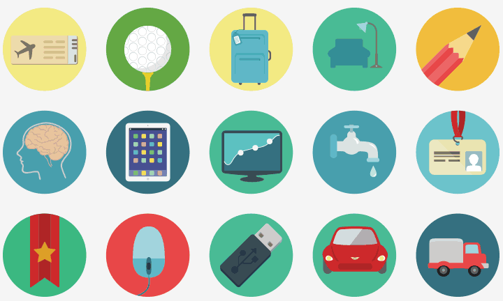 flat-round-icons-freebie-preview