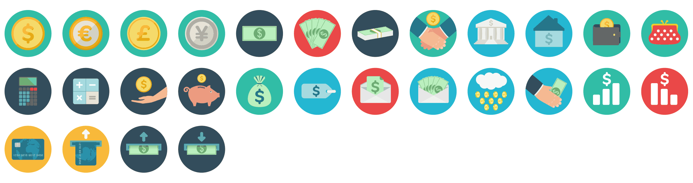 finance-flat-icons-vol-1-preview