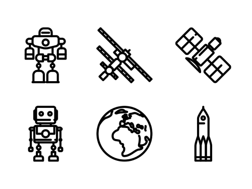science-responsive-icons