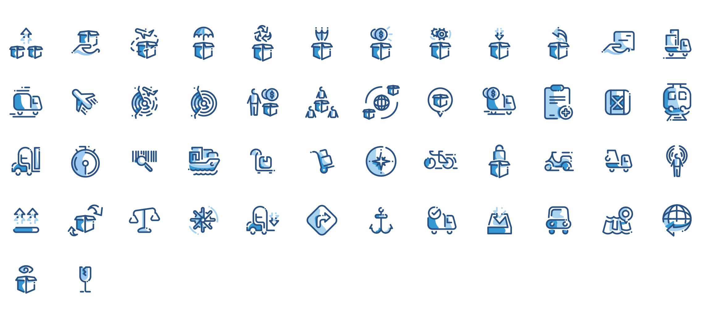 logisitic-icons-set-preview