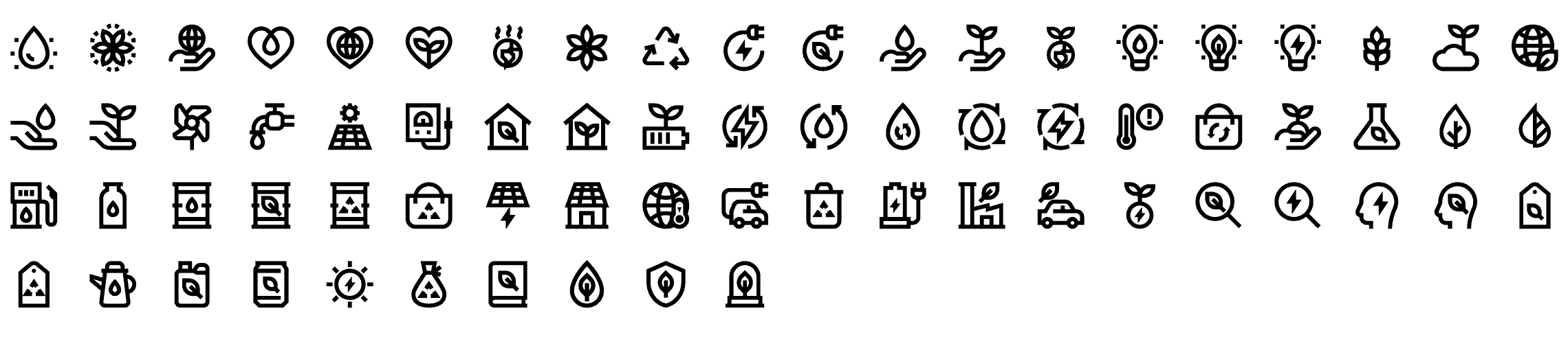 ecology-mini-bold-icons-preview-settings